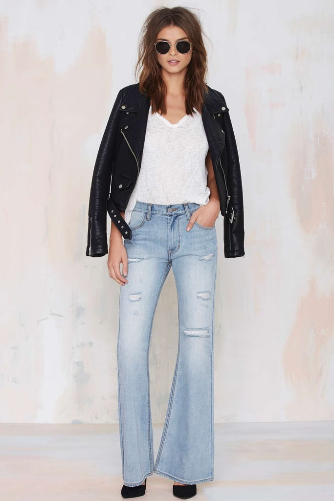 The Raise Bell Jeans, $152.11