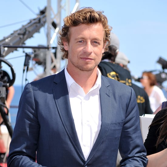 Simon Baker Handsome Pictures