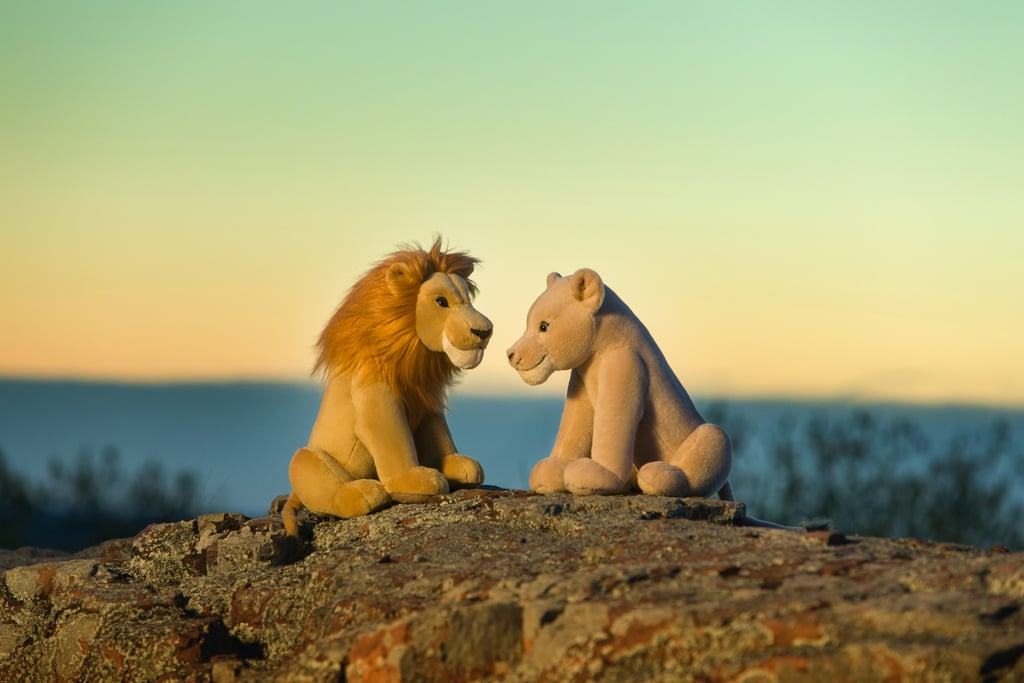 Oh I Just Can't Wait to Be King of the Stuffed Animals With This Build-A-Bear Lion King Collection