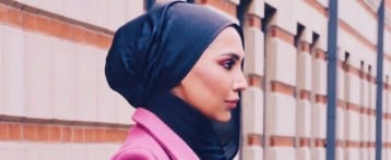L'Oréal Paris Just Made History by Casting a Hijab-Wearing Model in a Hair Campaign