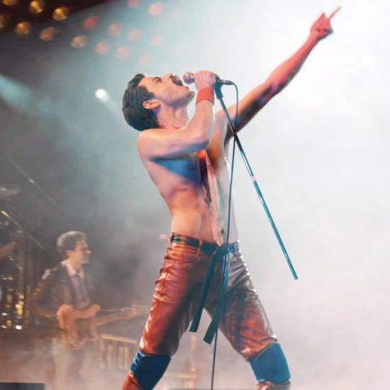 Rami Malek Talks About Freddie Mercury in Bohemian Rhapsody