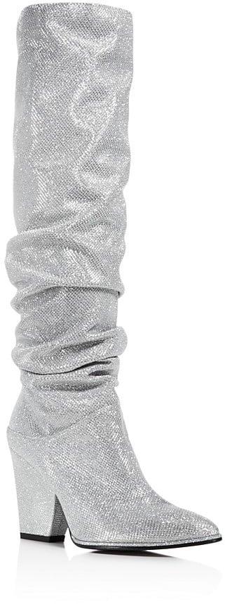 Stuart Weitzman Smashing Scrunched Boots