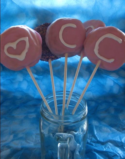 Cookies on Sticks