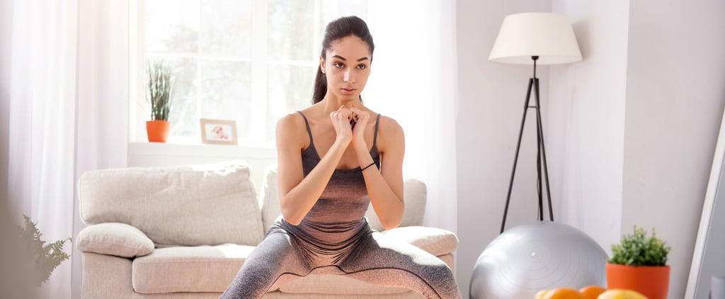 تمرين منزلي | تمرين ذراعين ومعدة لمدة 15 دقيقة