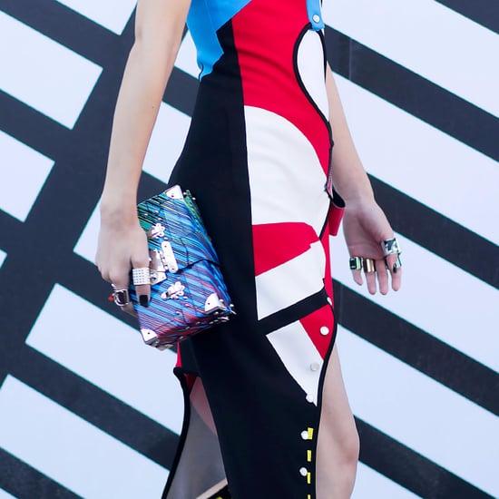 Street Style Accessories at Paris Fashion Week Spring 2017