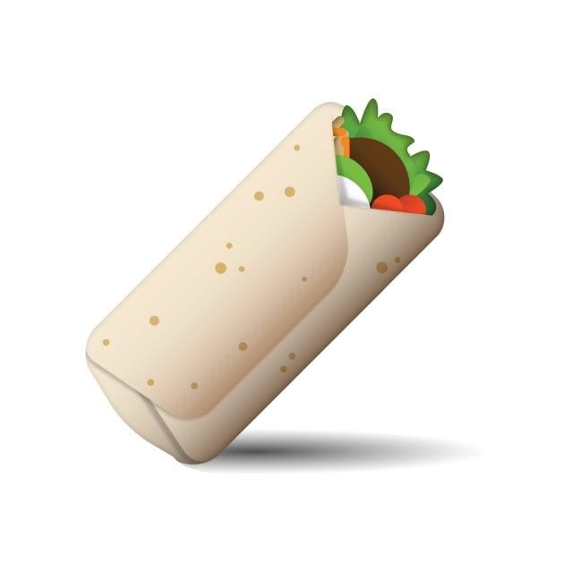 Burrito | Emojis We Wish Existed | POPSUGAR Australia Tech ...