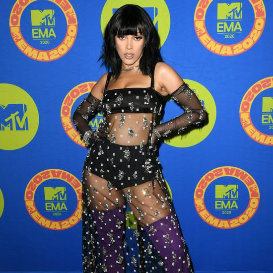 The Best 2020 MTV Europe Music Awards Fashion