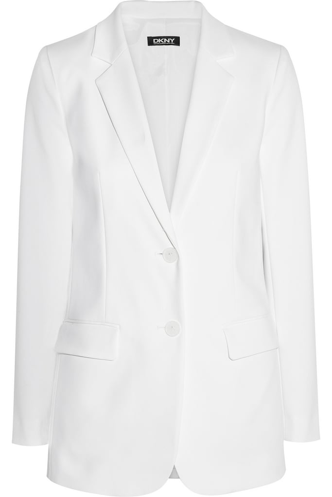 DKNY White Blazer
