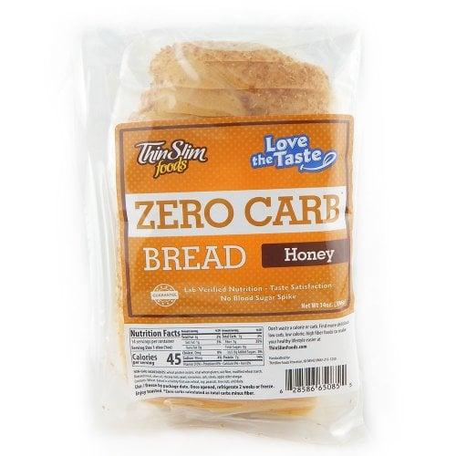 Thin Slim Foods Zero Carb Bread