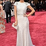 Maria Menounos at the 2014 Oscars