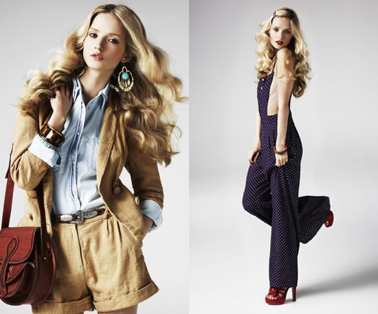 RiverIsland Spring 2011 Lookbook