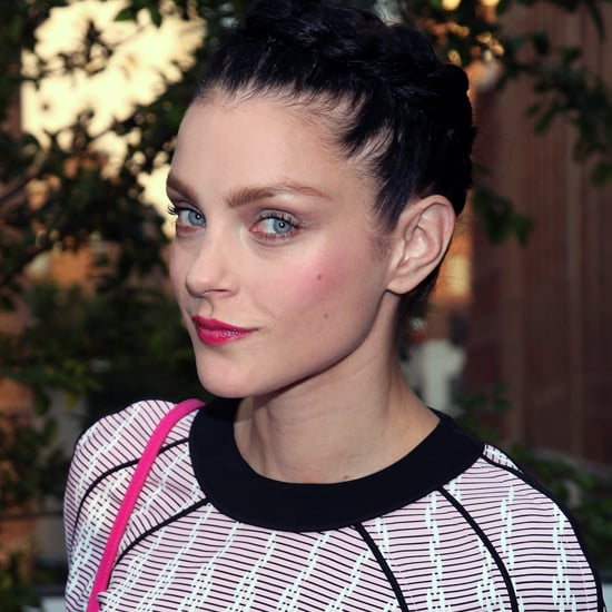 Jessica Stam Advises Models to Be on Time