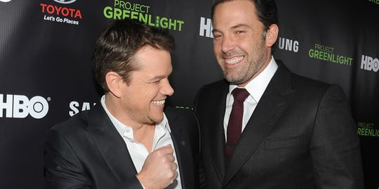 Matt Damon And Ben Affleck Fight For Tom Brady's Love In New Ad
