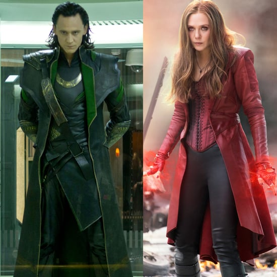 Loki and Scarlet Witch TV Show Details