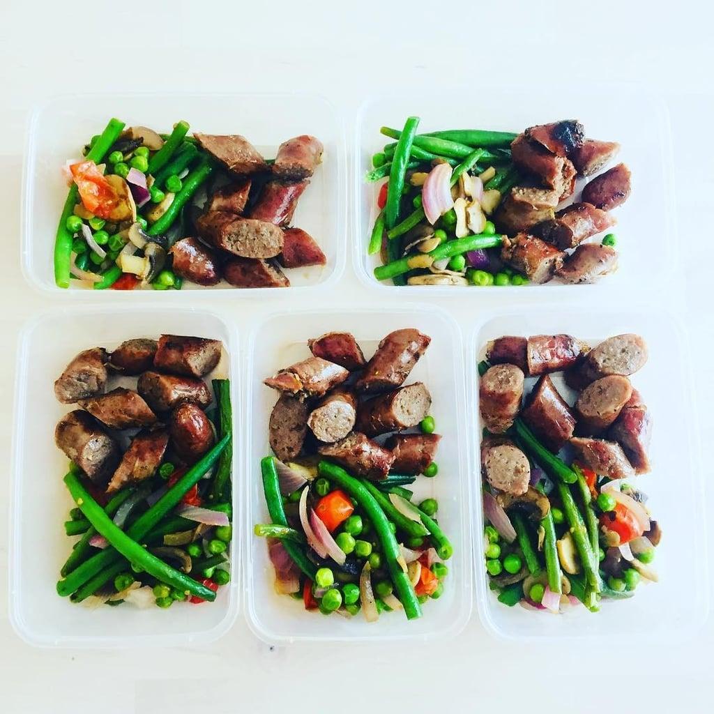Easy Keto Diet Meal Prep Inspiration And Ideas Popsugar Fitness