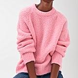 Arket Merino Pile Jumper (Responsible Wool)