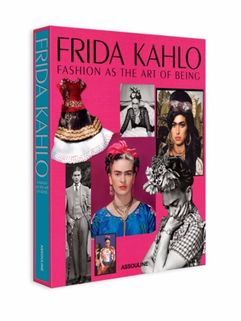 CoffeeTable Book Frida Kahlo Home Decor Shopping POPSUGAR