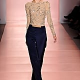 Spring 2011 New York Fashion Week: Jenny Packham