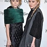 Mary-Kate and Ashley Treat Themselves to a Night at the Opera