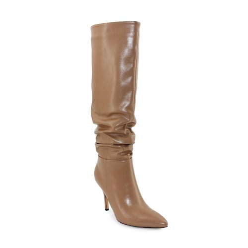 Olivia Miller Crush Slouch Knee High Boots