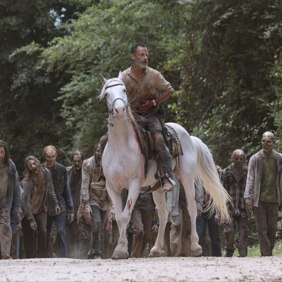 The Walking Dead Trailer for Rick Grimes's Last Episode