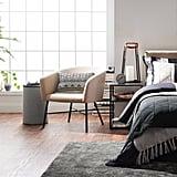Refined Industrial Bedroom