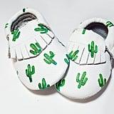 Cactus Moccasins