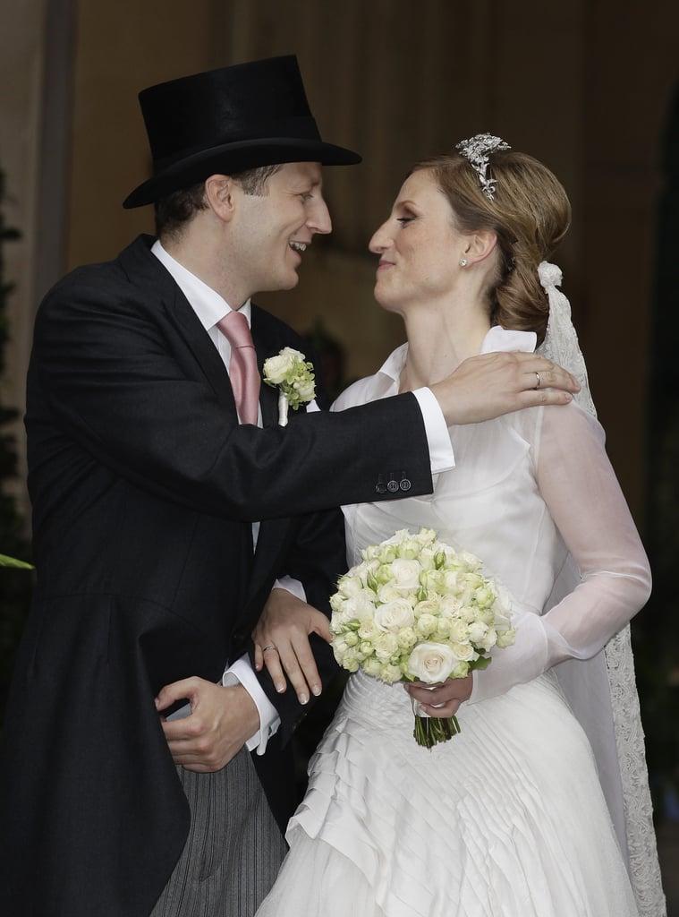 Prince Georg and Princess Sophie