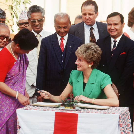 Princess Diana's Charity Work With AIDS