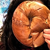 Week 2: Wanted to Give Up But . . . There Are Bagels the Size of My Face!