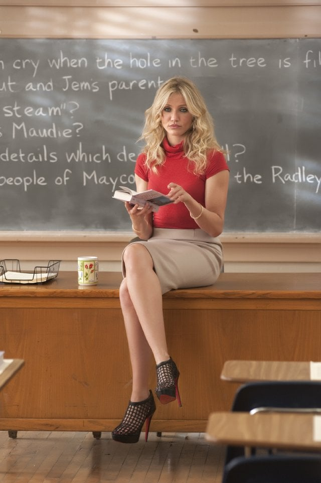 Hot Teachers in Movies and TV | POPSUGAR Entertainment