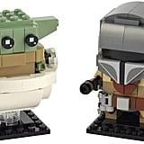 Lego BrickHeadz Star Wars The Mandalorian & The Child Kit