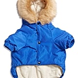 LoveThyBeast Colorblock Hooded Dog Parka
