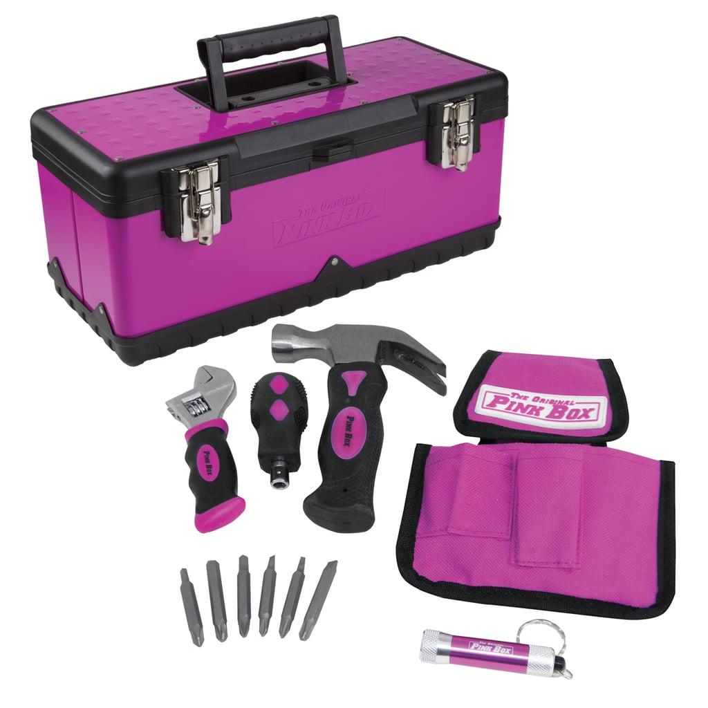 The Original Pink Box Tool Set