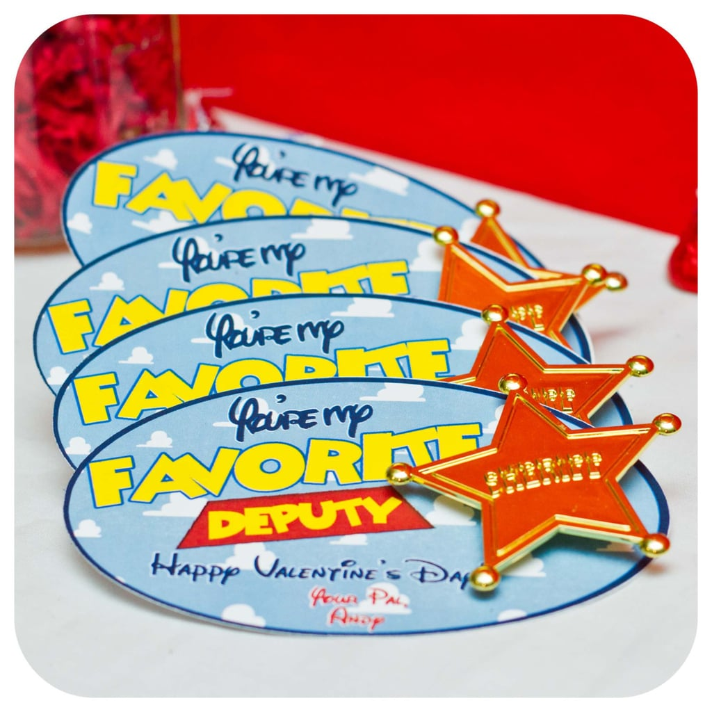 Toy Story Valentines Disney Valentine S Day Card Ideas Popsugar