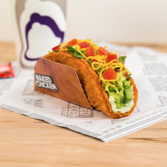 Taco Bell Fried Chicken Shells