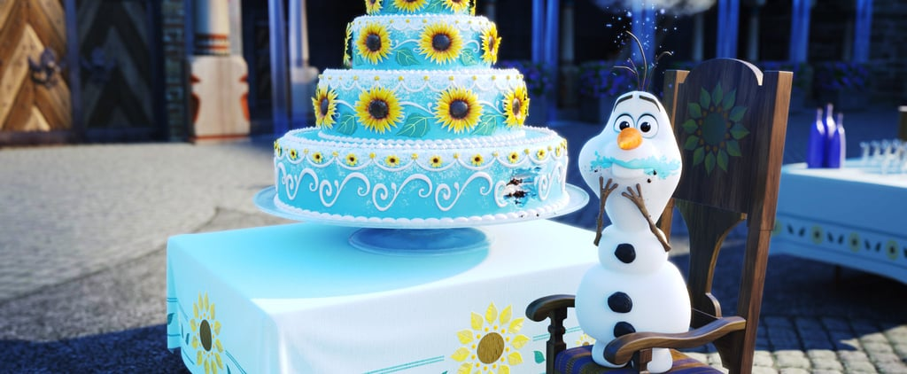 Disney Frozen and Frozen 2 Birthday Cake Ideas
