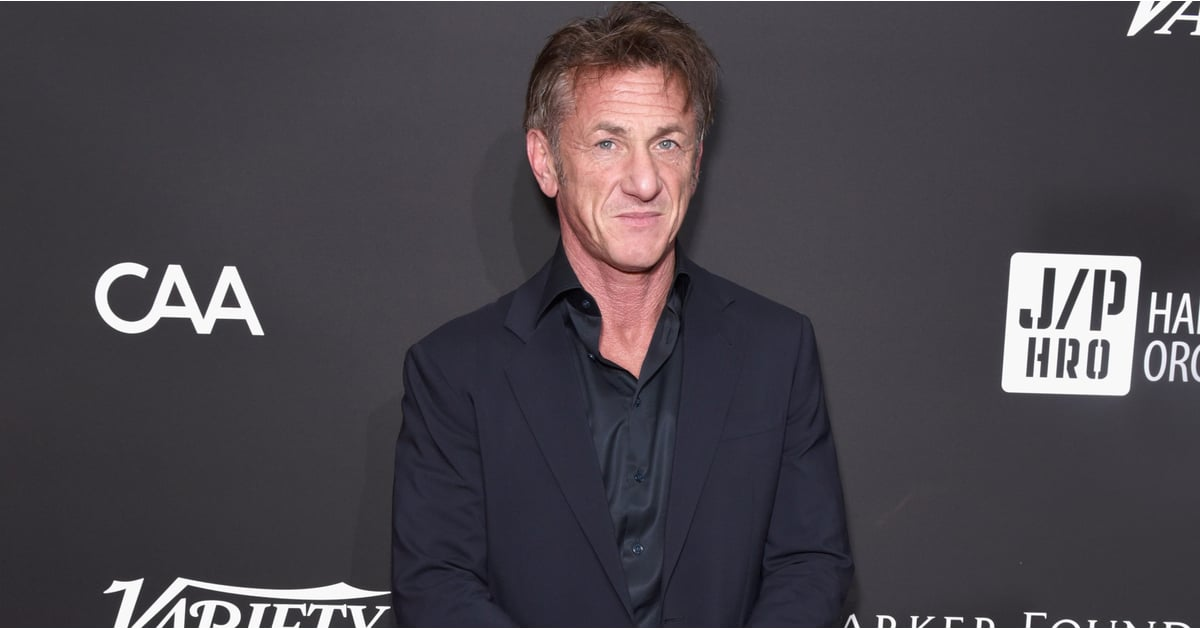"Sean Penn Calls Trump an ""Enemy of Compassion"" in a Brutal Takedown"