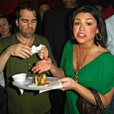 Rachel Ray and hubby John Cusimano