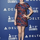 Anna Kendrick at the Delta Air Lines Grammy Weekend Reception