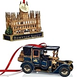 Downtown Abbey Ornaments ($20)