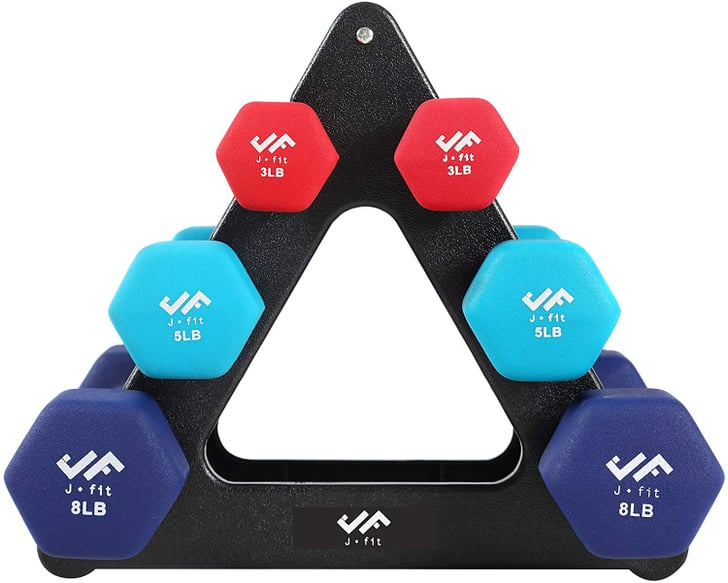 jfit dumbbell sets the best fitness products on amazon