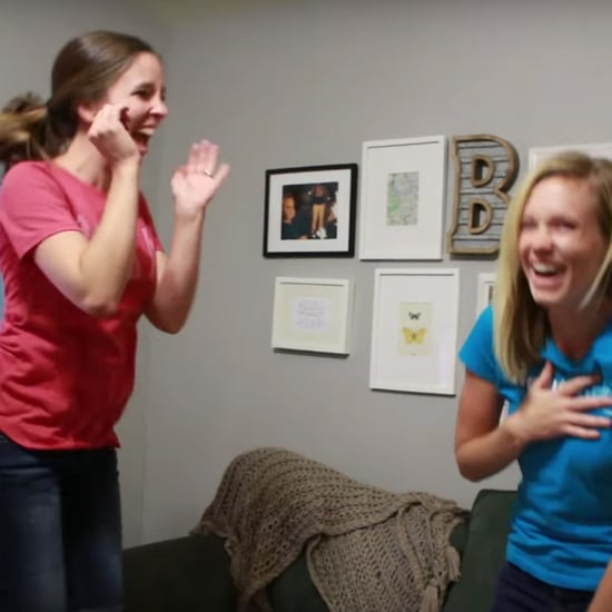 Sisters Surprise Each Other With Pregnancy Announcements