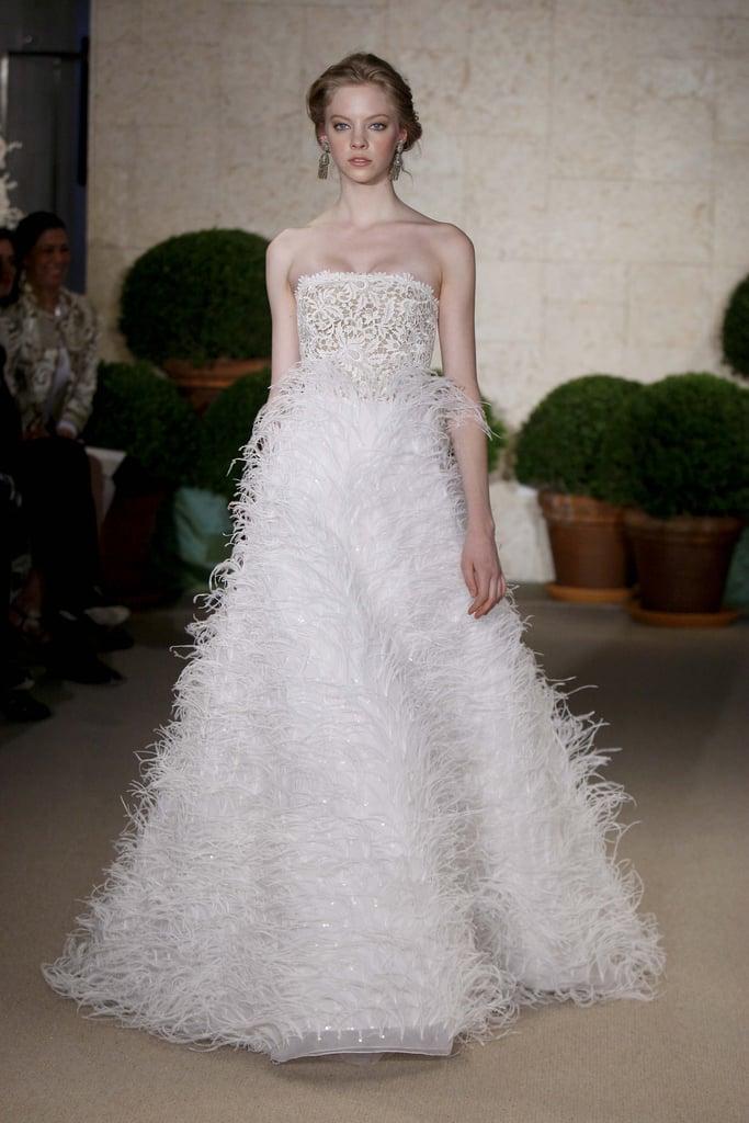 Wedding Dresses Oscar De La Renta 80 Nice