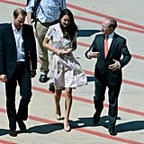 Kate Middleton wore Project D.