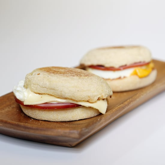 McDonald's Egg White McMuffin Review