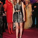 Hilary Swank at the 2013 Life Ball in Vienna, Austria.