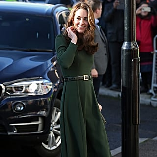 Kate Middleton's Green Beulah London Dress January 2019