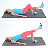 Exercise 5: Single-Leg Bridge Kicks