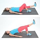 Hamstrings: Single-Leg Bridge